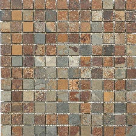 Мозаика из сланца 123-6100