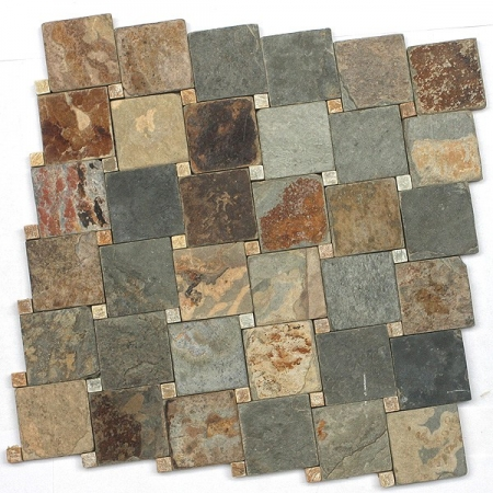 Мозаика из сланца 151-6121H