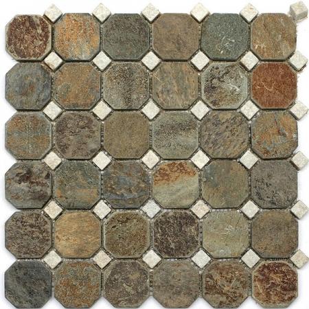 Мозаика из сланца 451-6211