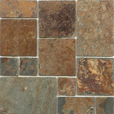 Мозаика из сланца 888-6100