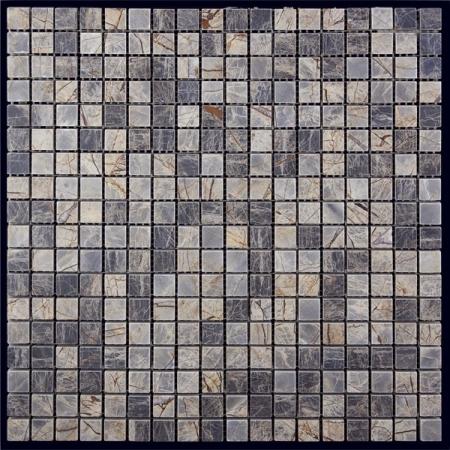 Каменная мозаика M022B-15P
