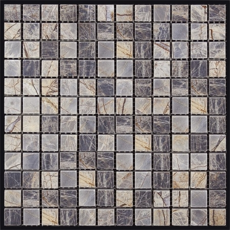 Каменная мозаика M022B-25P