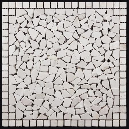 Каменная мозаика M025/025-ML