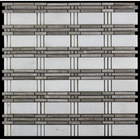 Каменная мозаика XY-M031G-31P