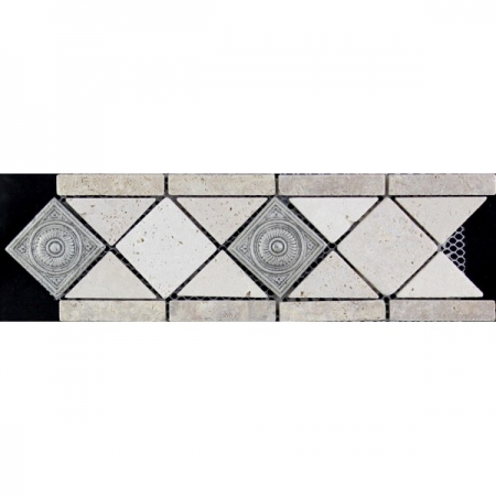 Бордюр из мозаики DS200-1