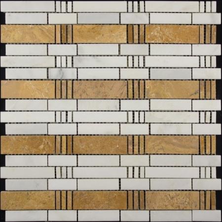 Каменная мозаика KB10-C03