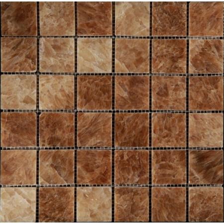 Каменная мозаика M073Y-48P