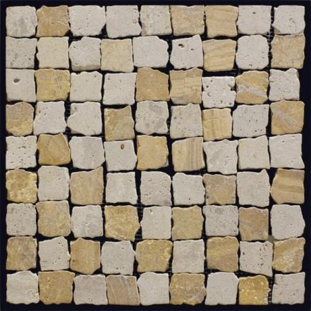 Каменная мозаика KB10-B(M097+M037)