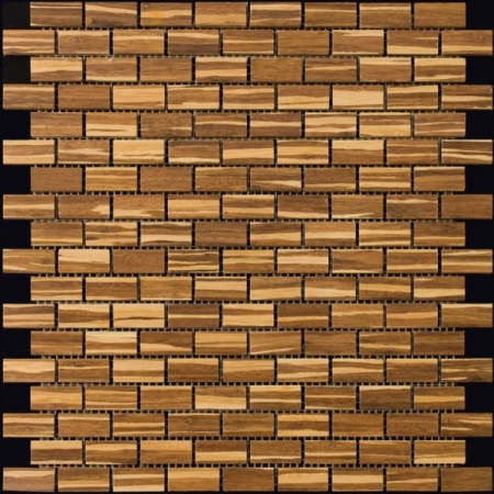 Мозаика из бамбука BM018-EP