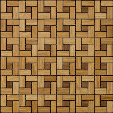 Мозаика из бамбука BM002-H