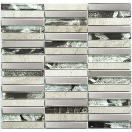 Металлическая мозаика 622