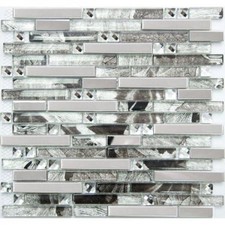 Металлическая мозаика 623