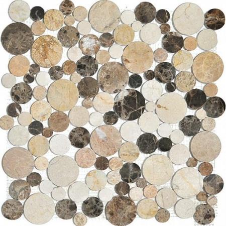 Мозаика из мрамора CV20098