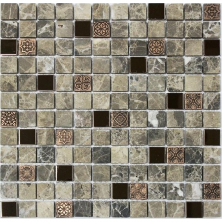 Каменная мозаика 716