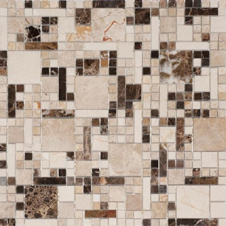 Мозаика из мрамора CV20139