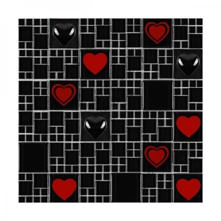 Heartbeat Black (FAG-05H)