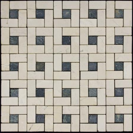 Каменная мозаика Egypt M069+M030-JT