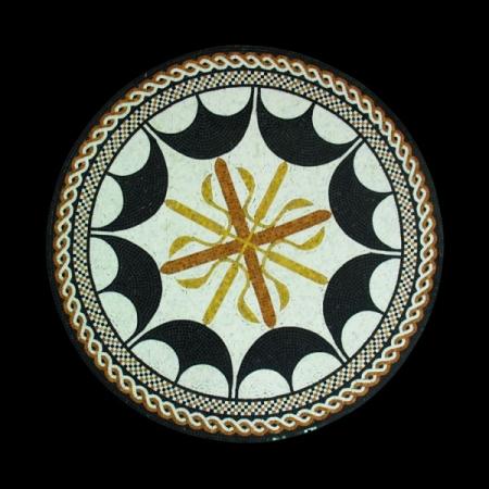 Розон из мозаики PH-011