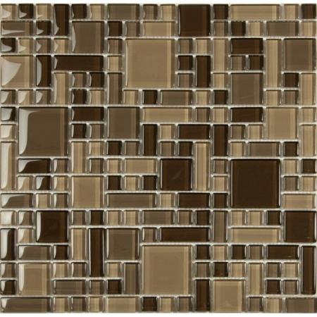 Стеклянная мозаика 804