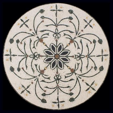 Розон из мозаики PH-018