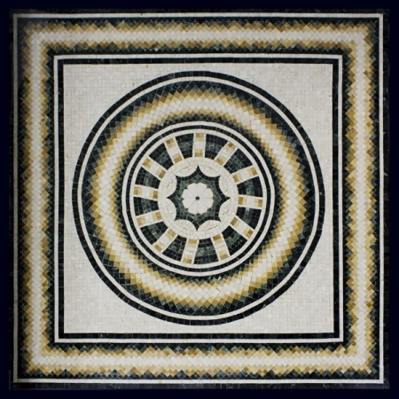 Ковер из мозаики PH-03