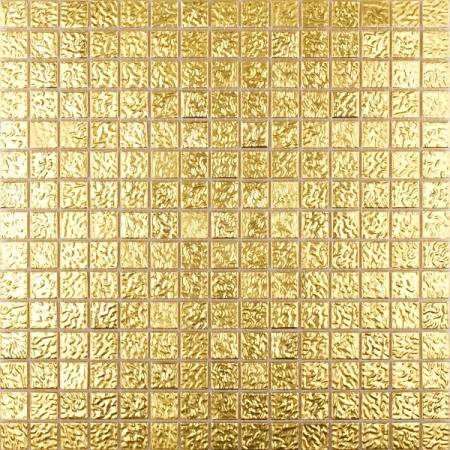 Золотая мозаика GB01 Wavy
