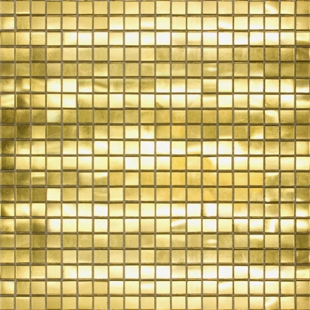 Золотая мозаика G01 15x15