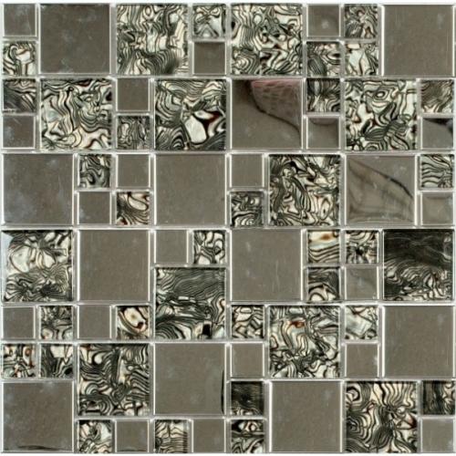 Металлическая мозаика 611