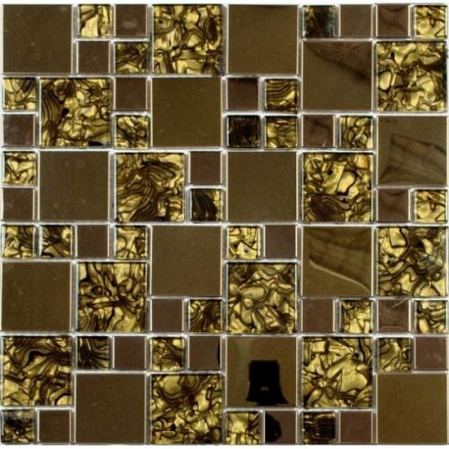 Металлическая мозаика 612