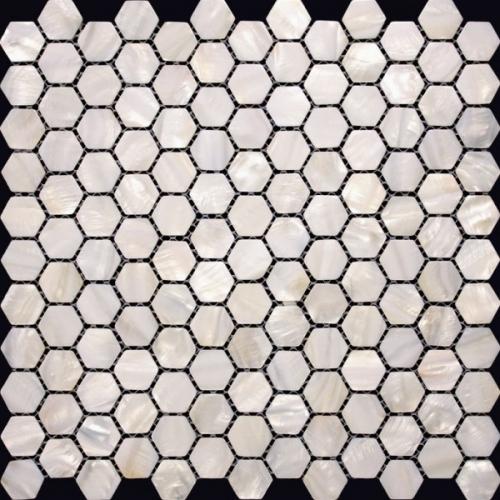 Мозаика из ракушек SMA006