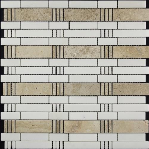Каменная мозаика KB10-C02