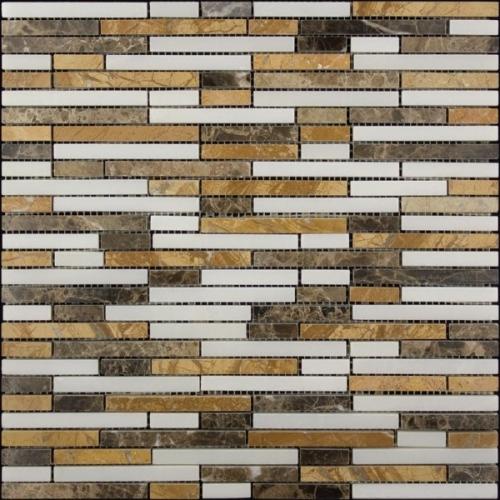Каменная мозаика KB10-J03