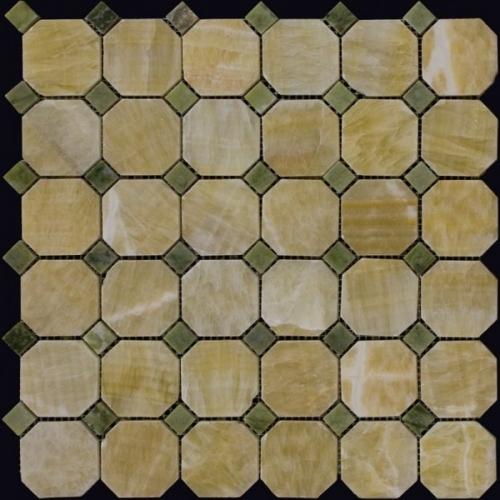 Каменная мозаика M073+M068-BP