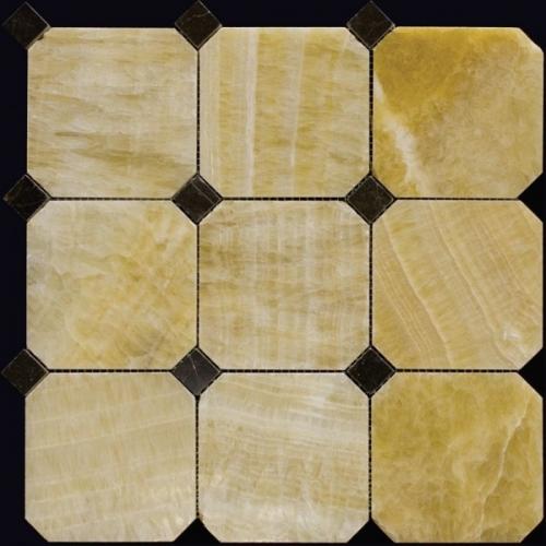 Каменная мозаика M073+M076-BP10