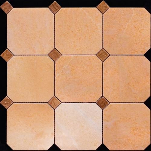 Каменная мозаика M092+M031-BP