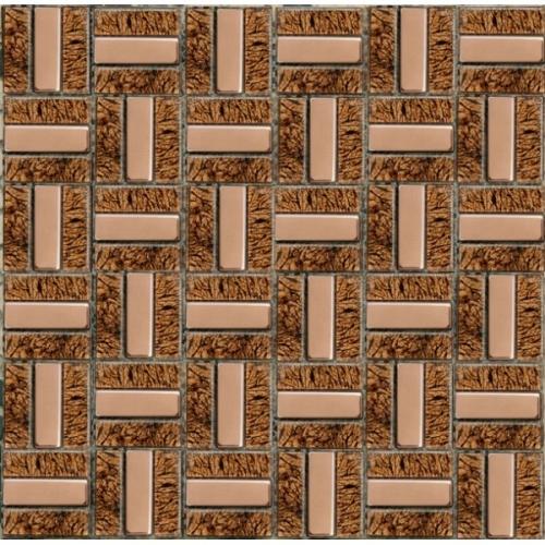 Металлическая мозаика 619