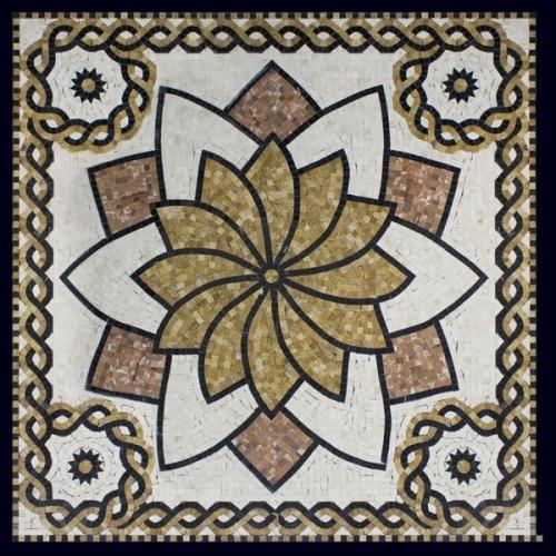 Ковер из мозаики MBD-015