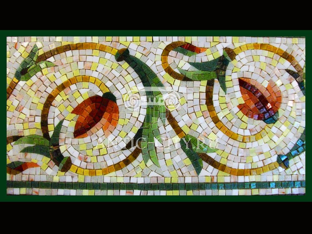 Орнаменты своими руками мозаика 39