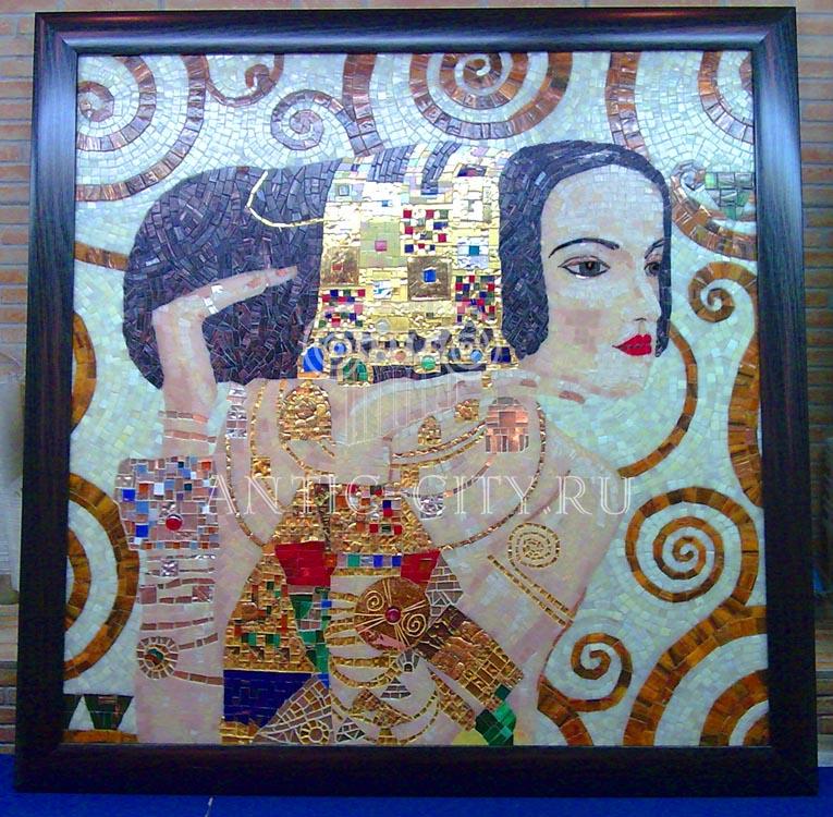 Сделать картину из мозаики своими руками 87