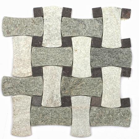 Мозаика из сланца 500-181138H