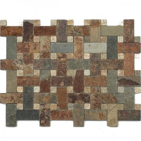 Мозаика из сланца 838-6121H