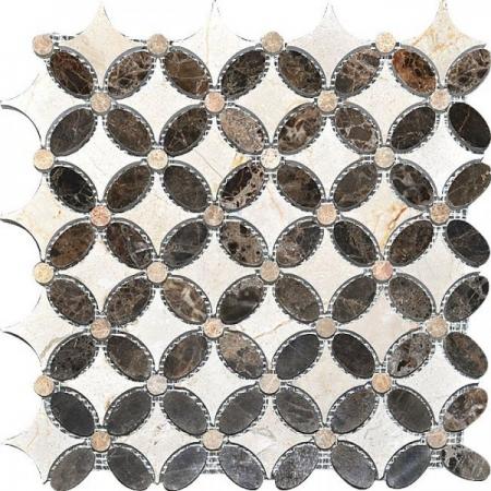 Мозаика из мрамора CV20094