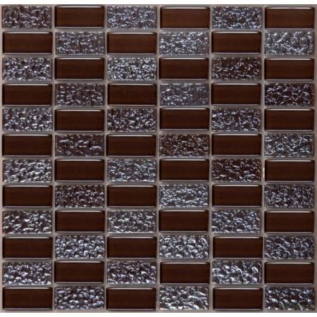 Стеклянная мозаика 8029
