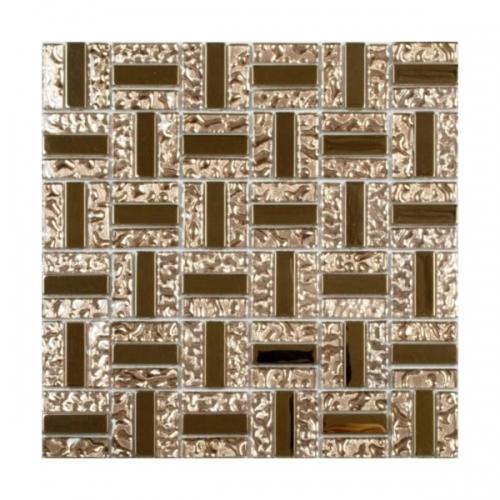 Металлическая мозаика 617