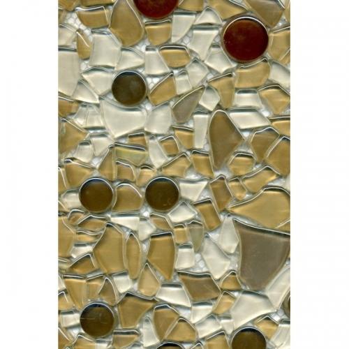 Стеклянная мозаика FHT003