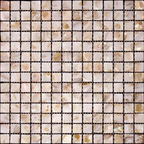 Мозаика из ракушек SMA003
